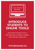 Spanish Class Webquest - Sitios para Estudiar