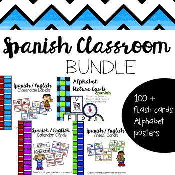 Spanish Classroom BUNDLE