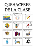 Spanish Classroom Chores