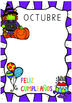 Spanish Classroom Decoration Birthday Month by Month posters