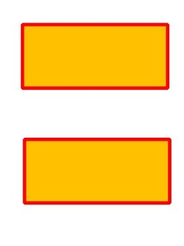 Spanish Classroom Display: Classroom Object Labels