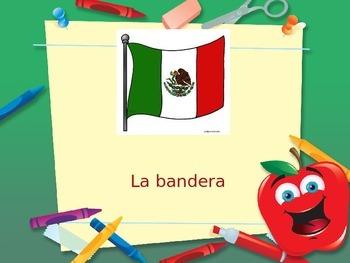 Spanish Classroom Furniture - Around the World Vocab Game
