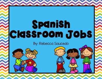 Spanish Classroom Jobs