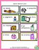 Spanish Classroom Labels for Classroom Decor