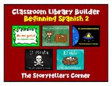 Spanish Classroom Library Builder - Set 2