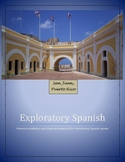 Classroom Materials for Introductory & Level-I Spanish Courses