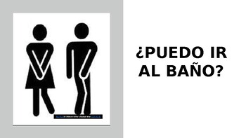 Spanish Classroom Mini-Poster Set in PowerPoint
