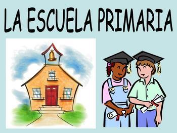 Spanish Classroom Objects/School Power Point (Los objetos de la clase)
