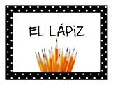 Spanish Classroom Phrases/ Expressions Bulletin Posters Ed