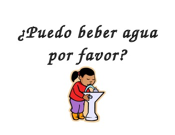 Spanish Classroom Phrases - Posters for your classroom