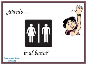 Spanish Classroom Phrases Powerpoint