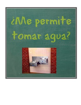 Spanish Classroom Question Posters