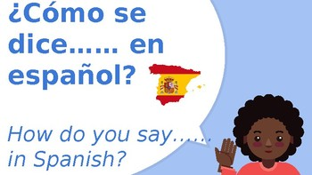 Spanish Classroom Questions & Expressions