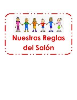 Spanish Classroom Rules