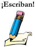Spanish Classroom Signs (Communication Tool)