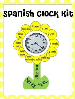 Spanish Clock Kit