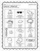 Spanish Clothing Accessories Puzzles and Activities