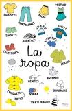 Spanish Clothing Bundle