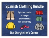 Spanish Clothing Picture Book Bundle