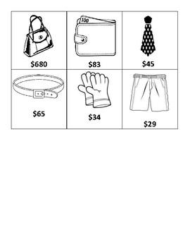 Spanish Clothing Game