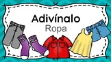 Spanish Clothing Guessing Game