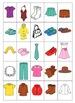 Spanish Clothing La ropa Bingo