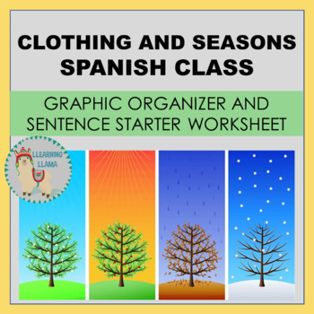 Spanish Clothing and Seasons