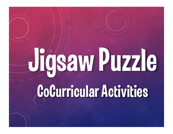 Spanish CoCurricular Activities Jigsaw Puzzle