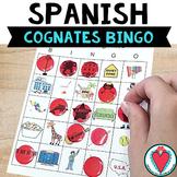 Spanish Cognate Bingo