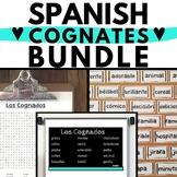 Spanish Cognates Activities - Basic Spanish Vocabulary - B