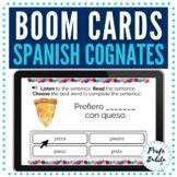 Boom Cards | Spanish Cognates