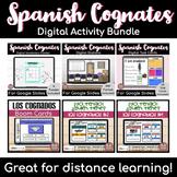 Spanish Cognates Digital Activity Bundle