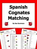 Spanish Cognates Matching