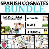 Spanish Cognates Vocabulary Bundle - Beginner Spanish