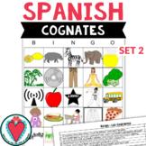Spanish Cognates Vocabulary - Beginning Spanish - Spanish