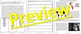 Spanish Colonies Rebel: Word Search Worksheet & Reading Guide