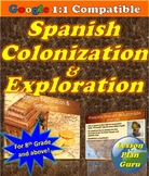Spanish Colonization and Exploration in the New World