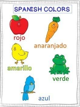 Spanish Color