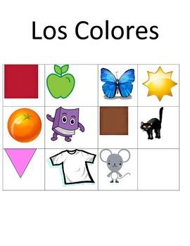 Spanish Color Assessment