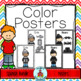 Spanish Color Posters