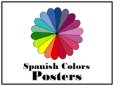 Spanish Color Posters (FREE)