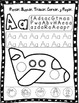 Spanish Color, Search, Trace, Cut and Paste Worksheets:  El Alfabeto A-Z