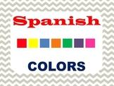 Spanish Colors