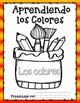 In Spanish | Colors BUNDLE {Los colores}
