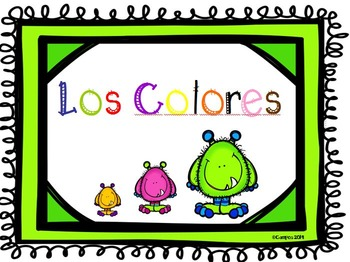 Spanish Colors-PP