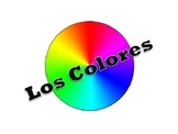 Spanish Colors Powerpoint with Games and Activities