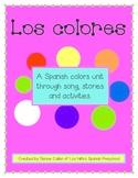 Spanish Colors Unit