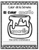 In Spanish | Yellow {el color amarillo}