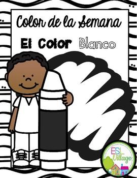 In Spanish | White {el color blanco}