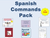 Spanish Command Unit Pack